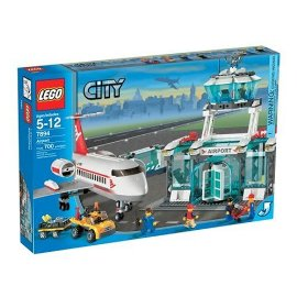 Lego Play Themes City Airport (7894)
