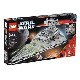 LEGO Star Wars Imperial Star Destroyer Kit (6211)