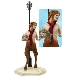 Narnia Mr. Tumnus Design Maquette