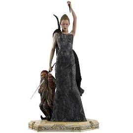 Narnia White Witch with Ginnabrick Statue