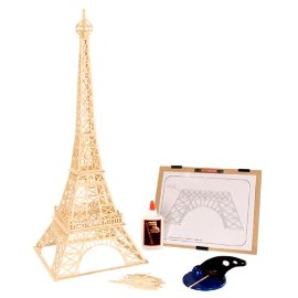 BJ Toys Matchitecture Model Eiffel Tower - 6611
