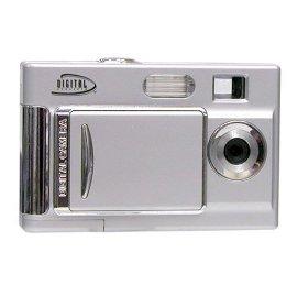 Digital Camera with Flash