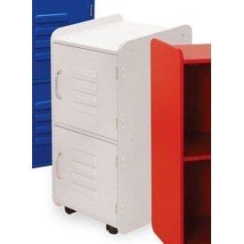 Small Locker - White