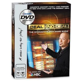 DEAL OR NO DEAL DVD