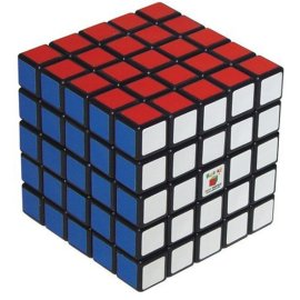 Rubik's Professor Cube (5x5)
