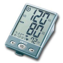 Homedics BPA-200 Smart Inflate Automatic Blood Pressure Monitor - Blue
