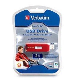 Verbatim 2GB USB1.1/2.0 Drive Store N Go
