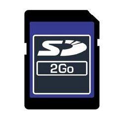 DANE-ELEC 2GB Secure Digital Memory Card