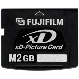 2GB Xd-flash Memory Cards
