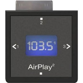 XtremeMac IPN-APL-00 Airplay2- Black