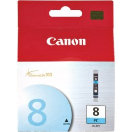 Canon CLI-8PC Photo Cyan Ink Tank
