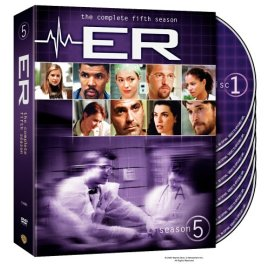 ER - The Complete Fifth Season