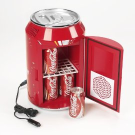 Coca-Cola Can Fridge - CC10G