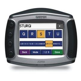 Garmin zumo 550 Motorcycle Navigator GPS