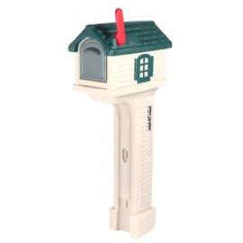 Cream Mailbox/Roof