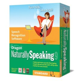 Dragon NaturallySpeaking 9 Standard