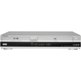 Sony RDR-VX530 DVD Recrdr/VHS Combo