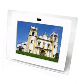 Ziga 8-inch Digital Picture Frame