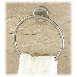 Latitude2 Collection Towel Ring - Satin Nickel