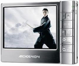 Archos 404 30 GB Digital Media Player