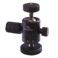 Giottos MH-2000 Dual Pro Ball Head w/Double Socket - Supports 26.5 lbs.