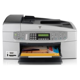 HP Officejet 6310 All-in-One Printer, Fax, Scanner, Copier