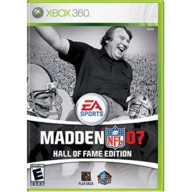 Madden NFL 07 Hall of Fame Edition (XBOX 360)