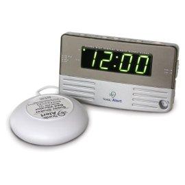 Sonic Alert SB200 Sonic Boom Loud Vibrating Alarm Clock