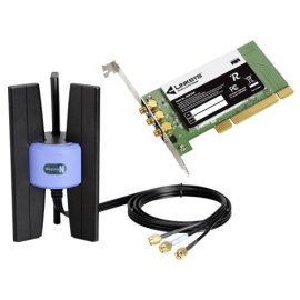 Linksys Wireless-N PCI Adapter WMP300N