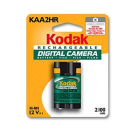 Kodak KAA2HR Ni-MH Rechargeable Battery Pack for C & D Series Cameras