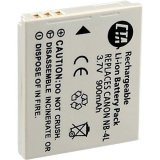CTA Digital DB-NB4L Replacement Battery for Canon Digital Cameras