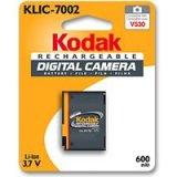 Kodak KLIC-7002 - Camera battery Li-Ion 600 mAh