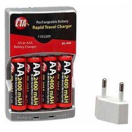 Cta Digital DC-4HR Battery Charger Kit