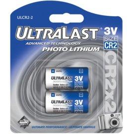 Lithium CR2 Photo Batteries