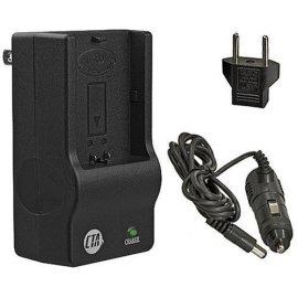 CTA DIGITAL MR-NB4L Mini Battery Charger for Canon NB-4L