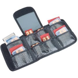 Tamrac MXS536901 Memory & Battery Management Wallet 8 (Black)