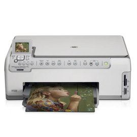 HP Photosmart C5180 All in One Printer