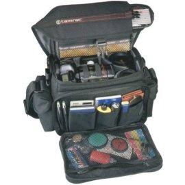 Tamrac Zoom Traveler 6 Model 606 - Case ( for camera with zoom lens ) - gray