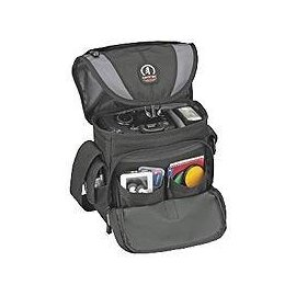 Tamrac Adventure Messenger 1 DSLR Camera Bag (Grey/Black)