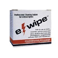 Photographic Solutions E Wipe - Cleaning wipe (pack of 25 )