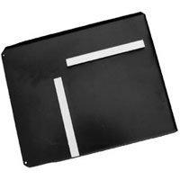 Delta 11x14 Adjustable, Borderless Photographic Enlarging Easel, Black Color