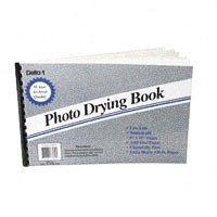 Adorama Print Drying Blotter Book 19x24 For Drying 16x20 Photos