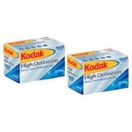 Kodak HD4-135-24-3H High Definition 400 Speed 24 Exposure Film (3-Pack)