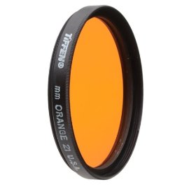 Tiffen 49mm 21 Filter (Orange)