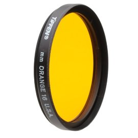Tiffen 58mm 16 Filter (Orange)