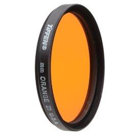 Tiffen 52mm 21 Filter (Orange)
