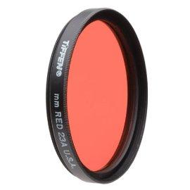 Tiffen 49mm 23A Filter (Red)