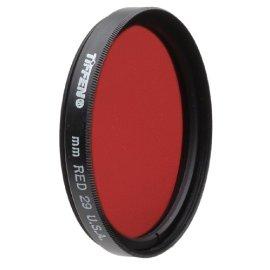 Tiffen 62mm 29 Filter (Red)