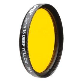 Tiffen 82mm 15 Filter (Yellow)