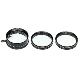 Canon FS46 Filter Set with  Multi Image / R-cross / Zoom Spot